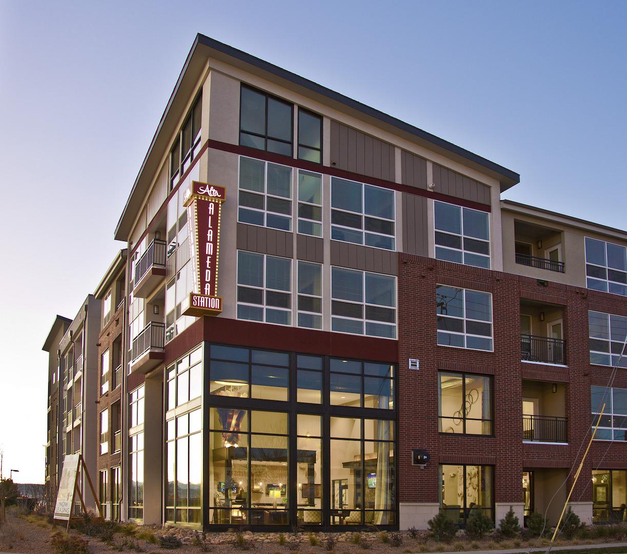 Furnished Apartments Near Georgia Tech: Alta Alameda Station